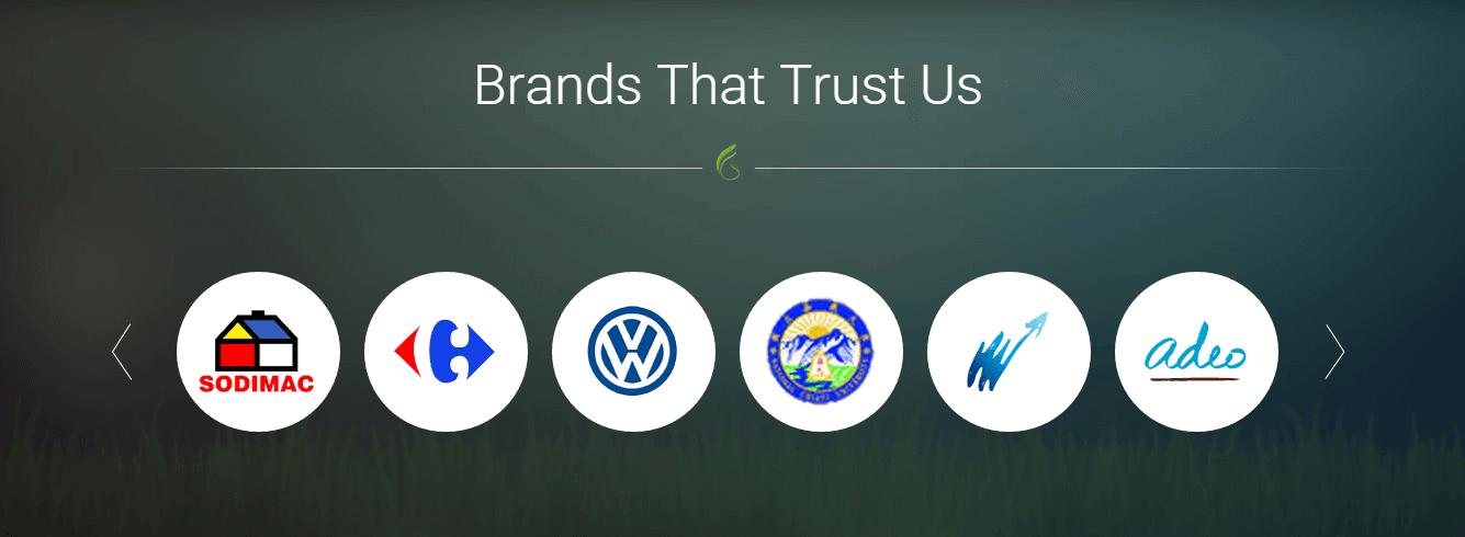 品牌客户的利用